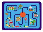 soft play toddler panels