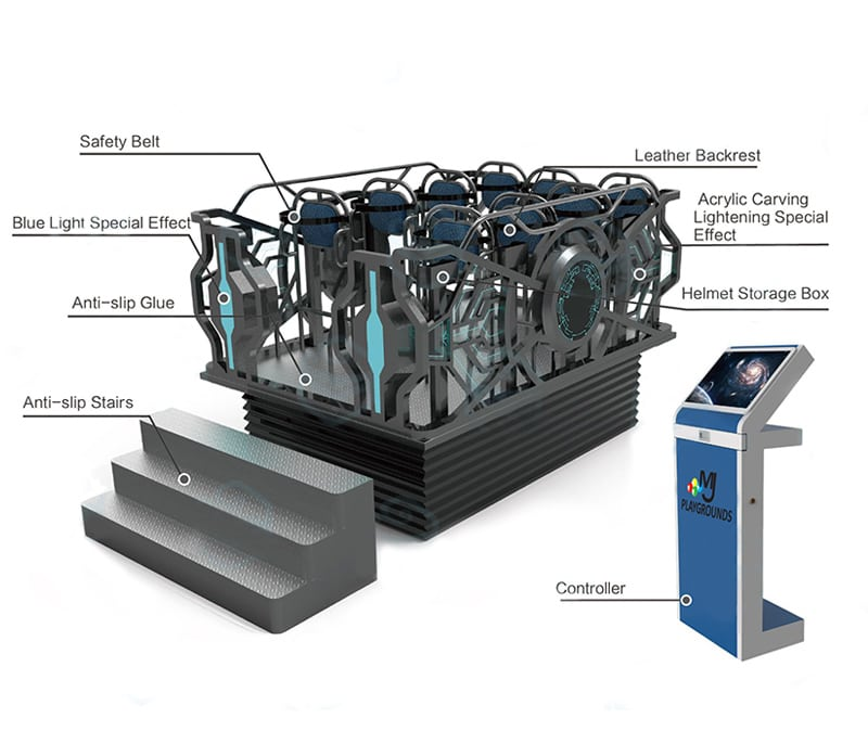 VR equipment supplier