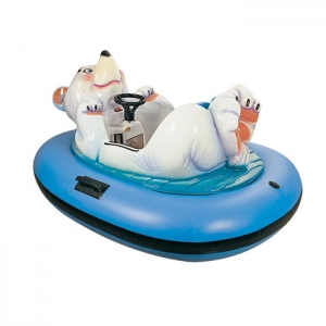 bumper boat equipment