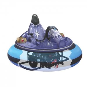bumper car ice