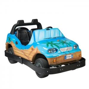 bumper car safari