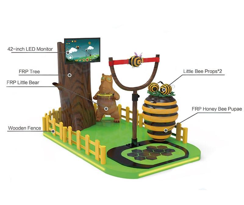virtual reality bees