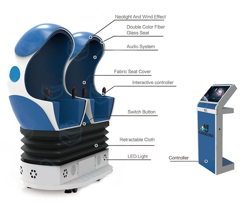 virtual reality chair