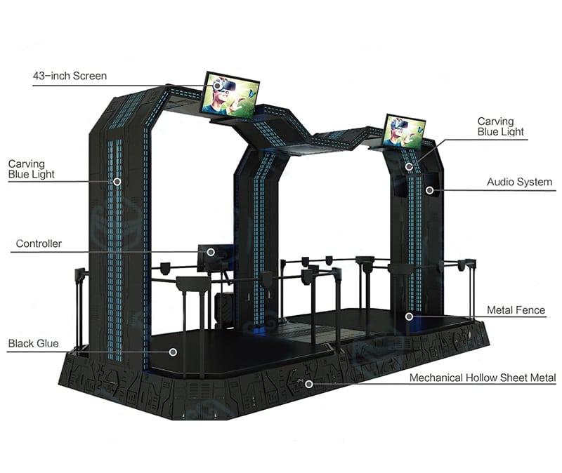 virtual reality supplier
