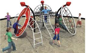fitness playground equipment