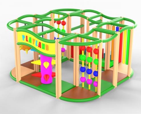 line of site playground equipment