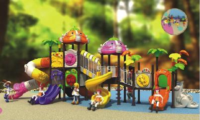 outdoor children playground supplier