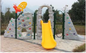 outdoor climbing wall supplier