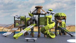 outdoor playground supplier