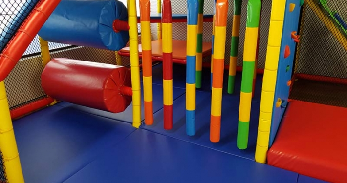 sensory playground equipment