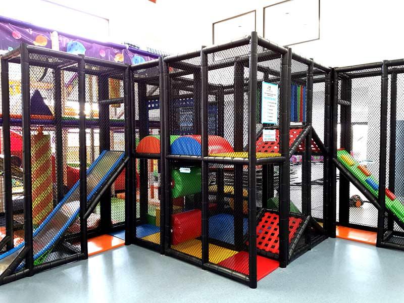 PODPLAY playground equipment