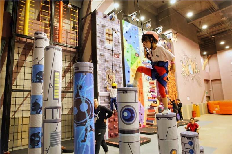 indoor climbing supplier