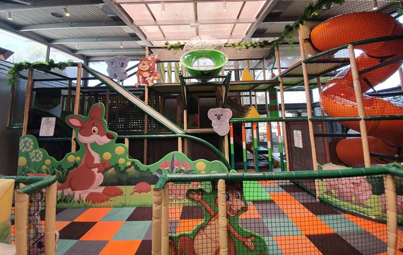 traditional indoor playground suppliers