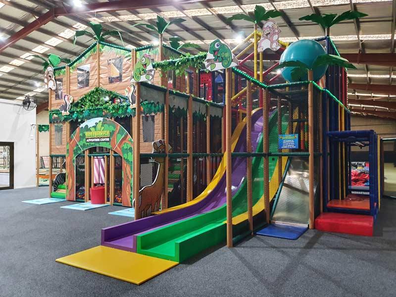 modular playground equipment