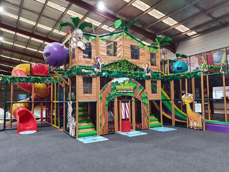 modular playground supplier