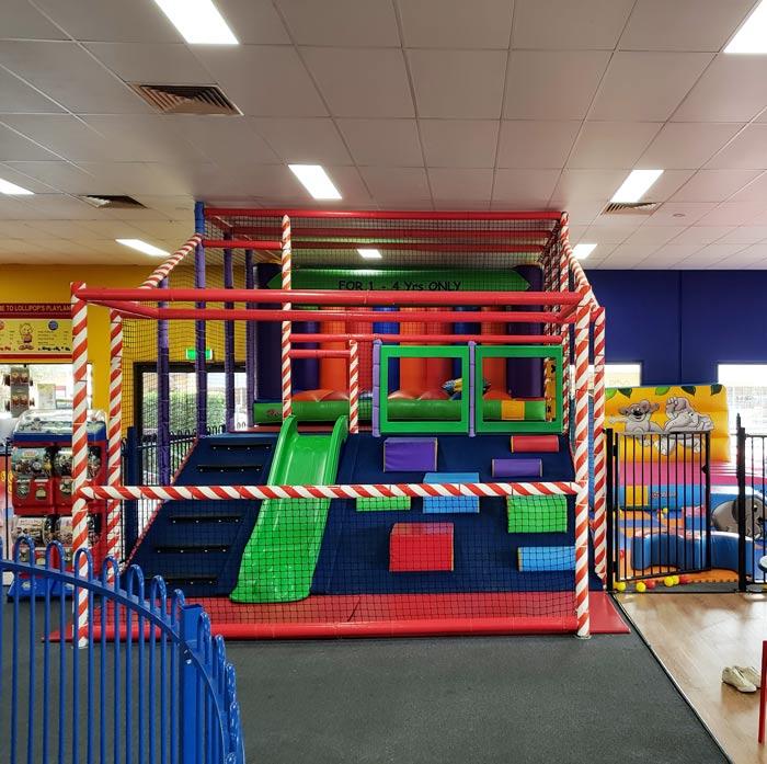 playground refurbishment