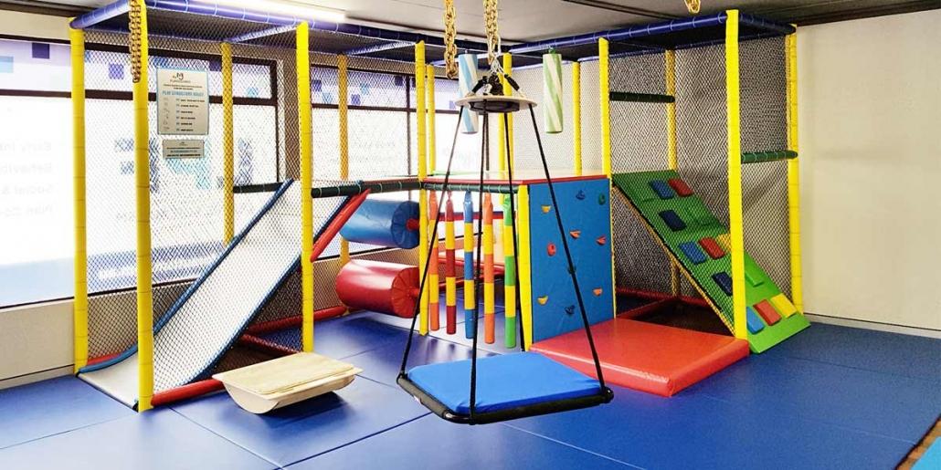 sensory playgrounds