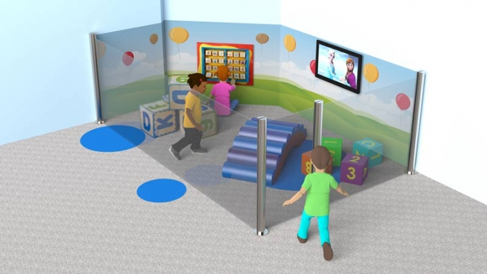 soft play toddler play