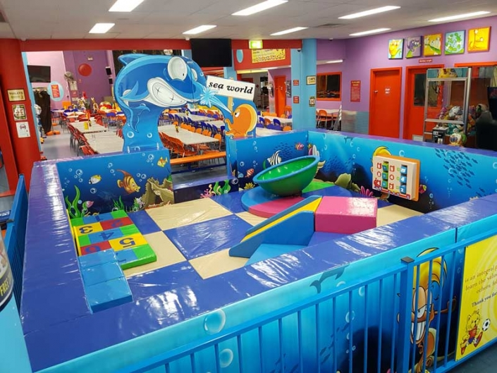 softly playground suppliers