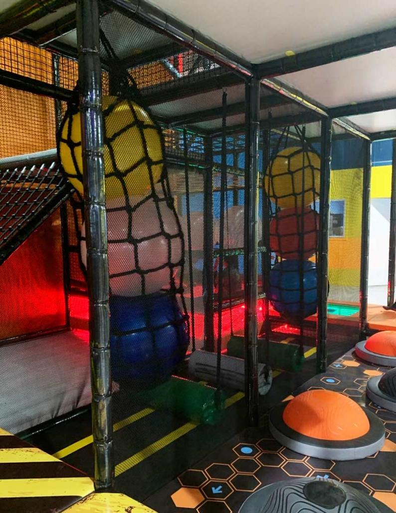 ninja playground designs
