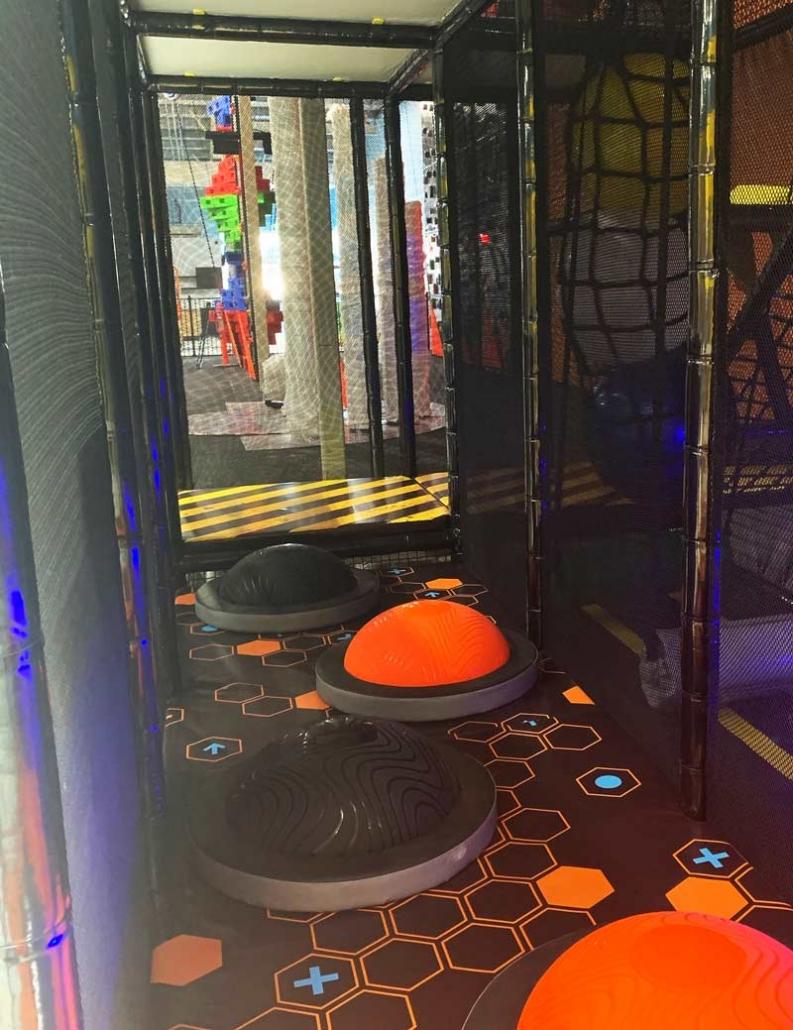 ninja playground manufacturer
