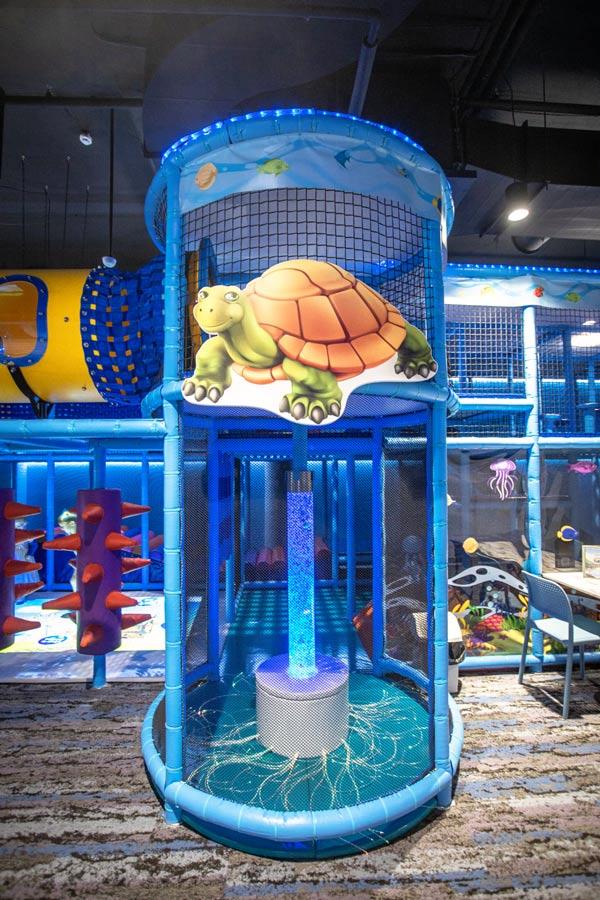 indoor playground complete