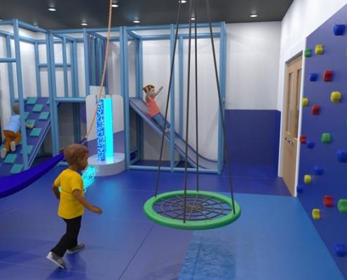 sensory play equipment