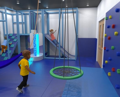 sensory play equipment perth