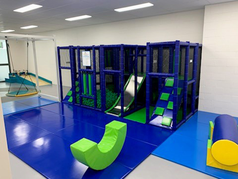 autism sensory playground equipment