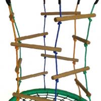 climbing nest swing