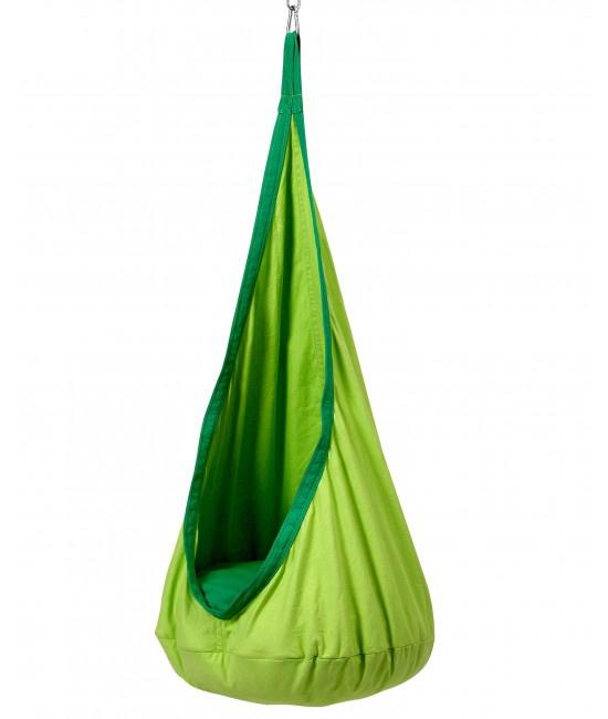 pod swing green
