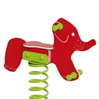 spring rocker elephant