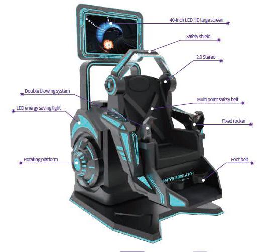 360 vr simulator