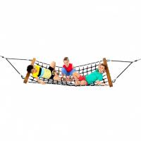 armed rope hammock