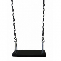 medium seat with chains